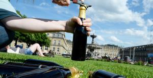 Alkoholkonsum auf öffentlichen Plätzen