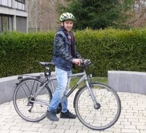 Fahrrad Spende BW Bank_www