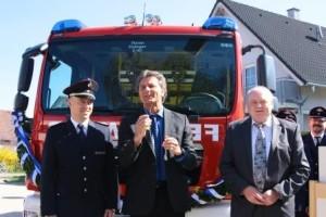 Feuerwehrauto Heininger