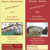 Staufer-Galerie-Stauferland