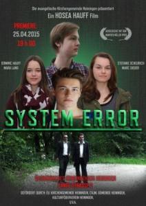 Premierenplakat 25.04.2015