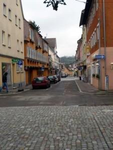 Ausbau der Marstallstraße