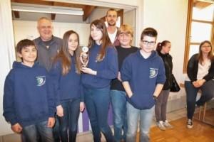 Jugendwettbewerb Gewinner