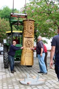 Nassachmühle Skulptur
