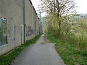 Geh- und Radweg Kleemann