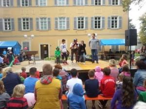 Kinderfest im Schlosspark