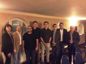 Neuer Vorstand der JU Schurwald mit Gästen der Schurwald-CDU