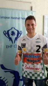 EHF Trikot