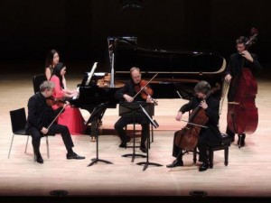 Faberge-Quintett