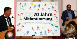 Über 20 Jahre Jugendgemeinderat in Göppingen