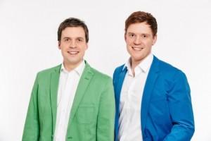 Daniel und Steffen