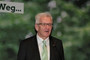 Ministerpräsident Kretschmann in Göppingen