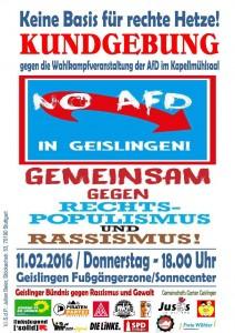 gegen AfD Flyer_Vorderseite