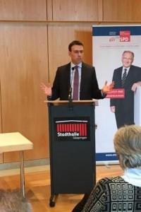 Nils Schmid in GP