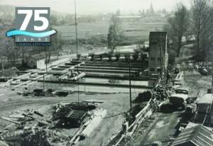 SEG Seit 1941 im Dienste des Gewässerschutzes