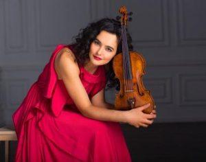 Virtuoses für Violine und Orchester