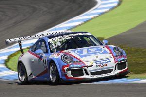 Foto (Racecam): Tim Upietz Porsche