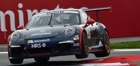 Saisonauftakt des Porsche MOBIL1 Supercup im Rahmen des Formel-1 GP von Spanien