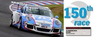 150 Rennen Porsche Cup