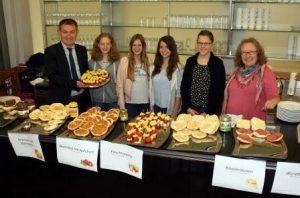 Fairtrade-Frühstück im Rathaus