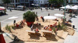 Sand zum Spielen, Sand zum Relaxen